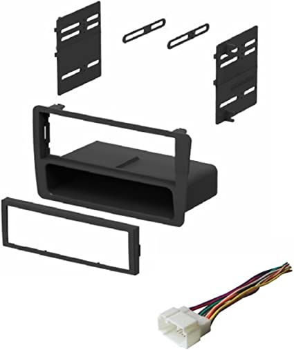 ASC Audio Car Stereo Dash Kit and Wire Harness for installing an Aftermarket on wire lamp, wire antenna, wire clothing, wire sleeve, wire cap, wire connector, wire holder, wire leads, wire nut, wire ball,