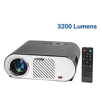 Proyector de la Pantalla HD LED LCD de 200inch Lámpara de los ...