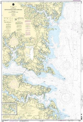 12235--Rappahannock River Entrance, Piankatank and Great Wicomico (Demand Charts)