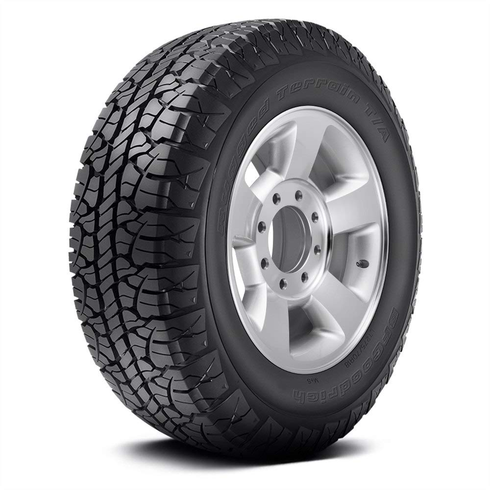 BFGOODRICH Rugged Terrain T Radial Tire-P245//75R16 109T