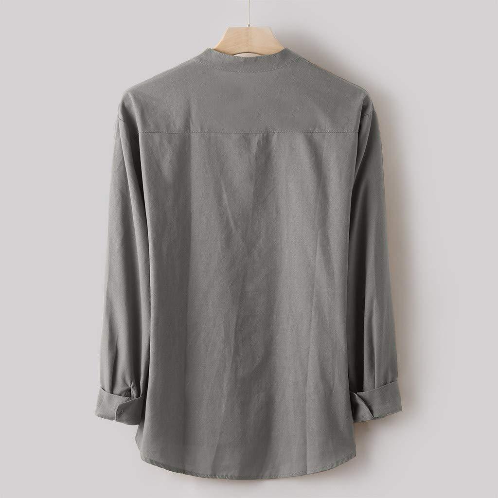 iHPH7 Men Casual Standard Fit Beach Shirts Top Blouse Tee #19061114