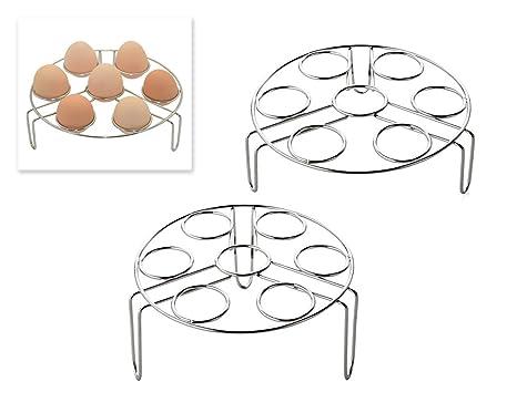 Amazon.com: ACE Select huevo vapor bandeja 2 piezas ...