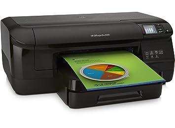 HP Impresora HP Officejet Pro 8100 con conexión Web ...