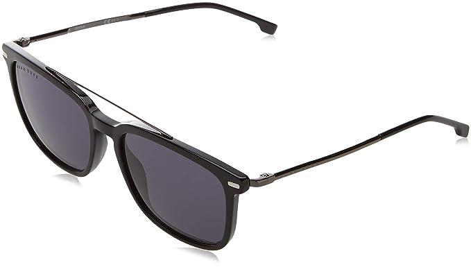 Hugo Boss Boss 0930/S IR 807 55 Gafas de sol, Negro (Black ...
