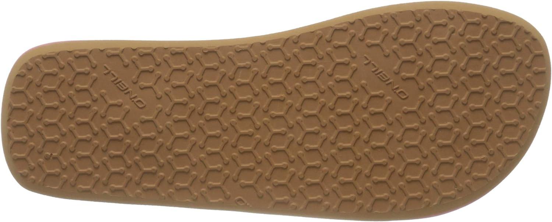 Green 2 UK 34 EU Girls Flip Flops ONeill Fg ditsy sandalen Lily Pad 6082