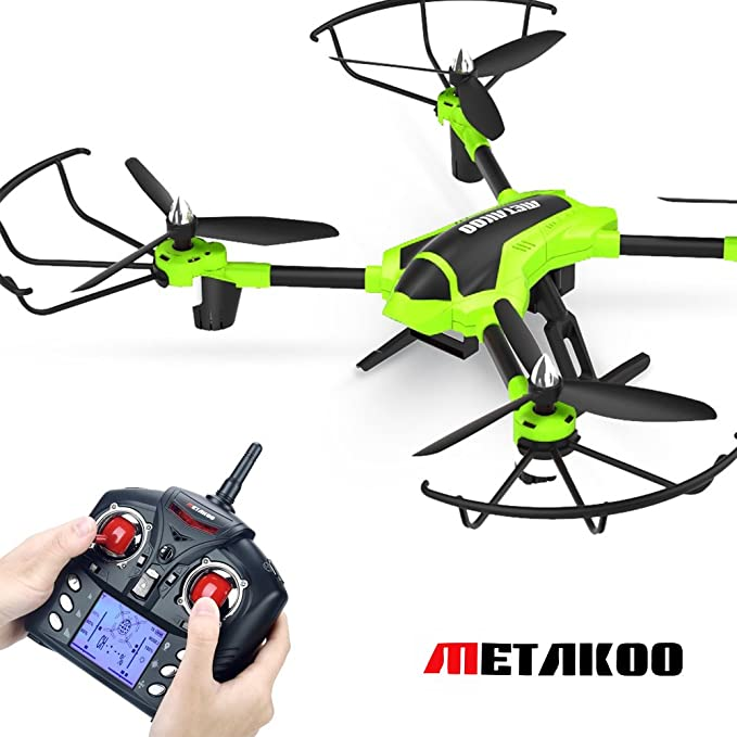 19 opinioni per Metakoo Drone con Telecamera RC Droni Camera Drone con Fotocamera HD 720P RC