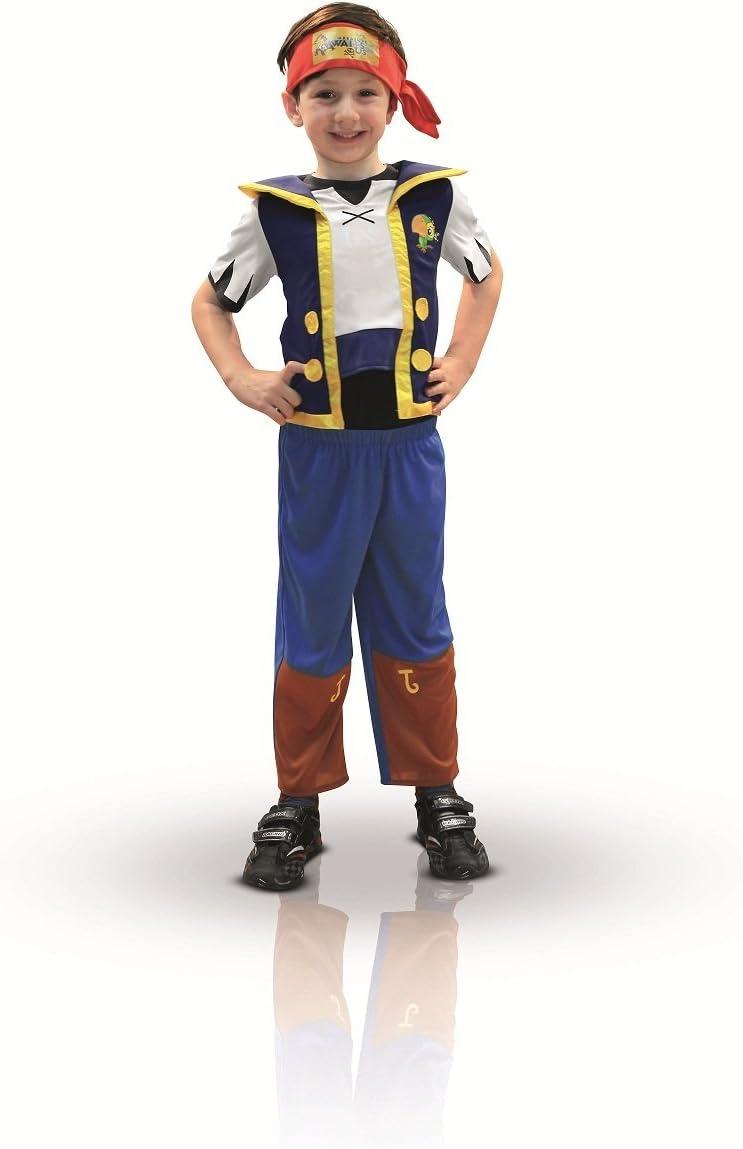 Rubies Jake y los Piratas de Nunca Jamás - Disfraz de Jake, Talla ...