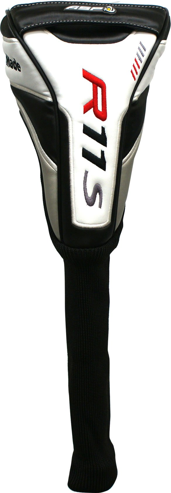 Taylor Made R11S Driver Headcover (Wht/Blk/Red) 460cc Golf Club Cover NEW by Taylor Made