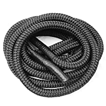 Battle Rope 40 Feet Poly Dacron Exercise Workout Training Fitness Cardio and muscle strength