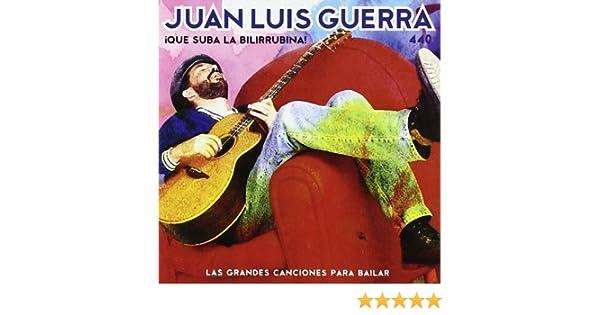 Que Suba la Bilirrubina!: Juan Luis Guerra Y 4:40: Amazon.es: Música