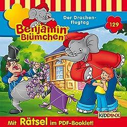 Der Drachenflugtag (Benjamin Blümchen 129)