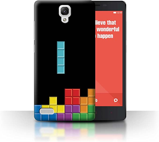 Stuff4® Phone Case/Cover/Skin/Xia de CC/Retro Arcade Games ...
