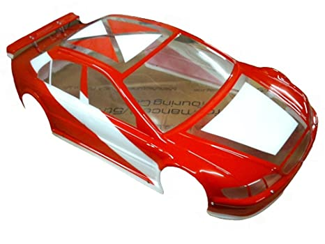 Honda Accord Touring Car Body shell 535mm Wheelbase from 2.0mm Polyethylene t.