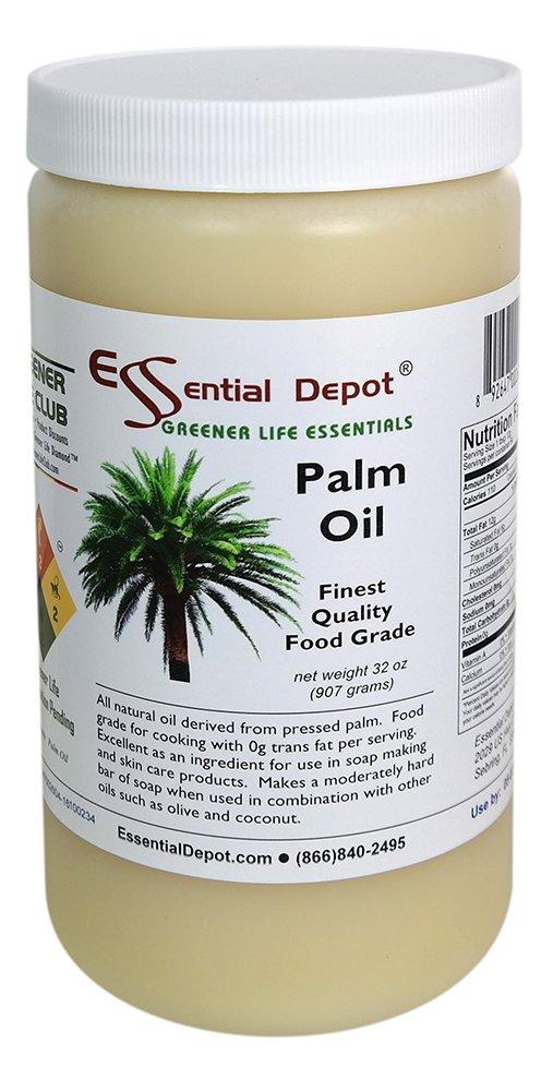 Palm Oil - 1 Quart