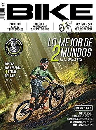 Bike México February 1, 2018 issue