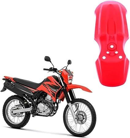 Viviance Parafango Anteriore Ruota Protector per Honda Crf50 Dirt Pit Bike 6 Colori Arancione Scuro
