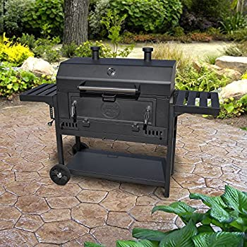 Amazon Com Landmann 591320 Smoky Mountain Bravo Premium