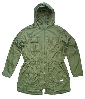 6c32c287a Under Armour Women UA Storm Cargo Lightweight Rain Jacket (S, Ranger)