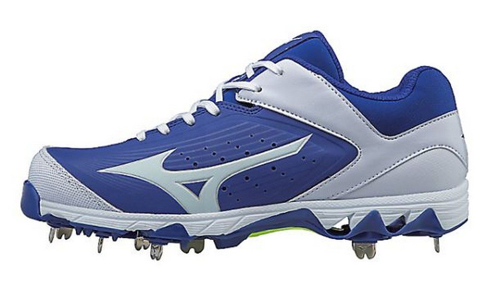 Mizuno Women's Swift 5 Fastpitch Cleat Softball Shoe B072M6PJBJ 10 B(M) US|Royal/White