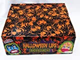 Frightful Lips Lollipops Halloween Candy-Like Ring Pops but 'Scary' (20 Lip and Fang Lollipops)