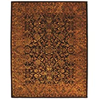 Safavieh Golden Jaipur Collection GJ250C Handmade Burgundy and Gold Premium Wool Area Rug (6 x 9)