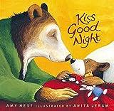 Kiss Good Night Lap-Size Board Book (Sam Books)