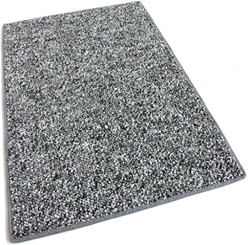 Koeckritz 2.5'x12' RUNNER - Oreo - Indoor/Outdoor Area Rug Carpet, Runners & Stair Treads with a Premium Nylon Fabric FINISHED EDGES