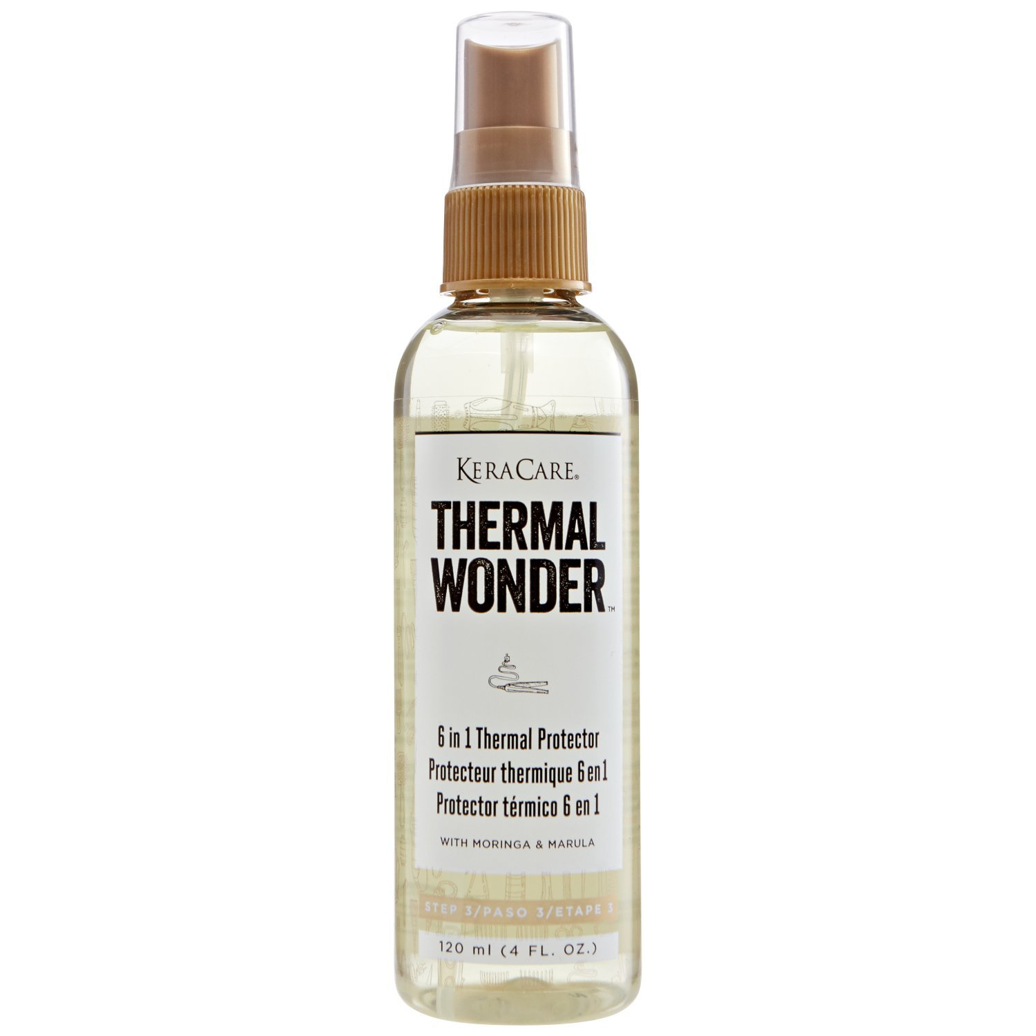 KeraCare Wonder 6 in 1 Thermal Protector, 120 ml Avlon Europe Limited 796708320242
