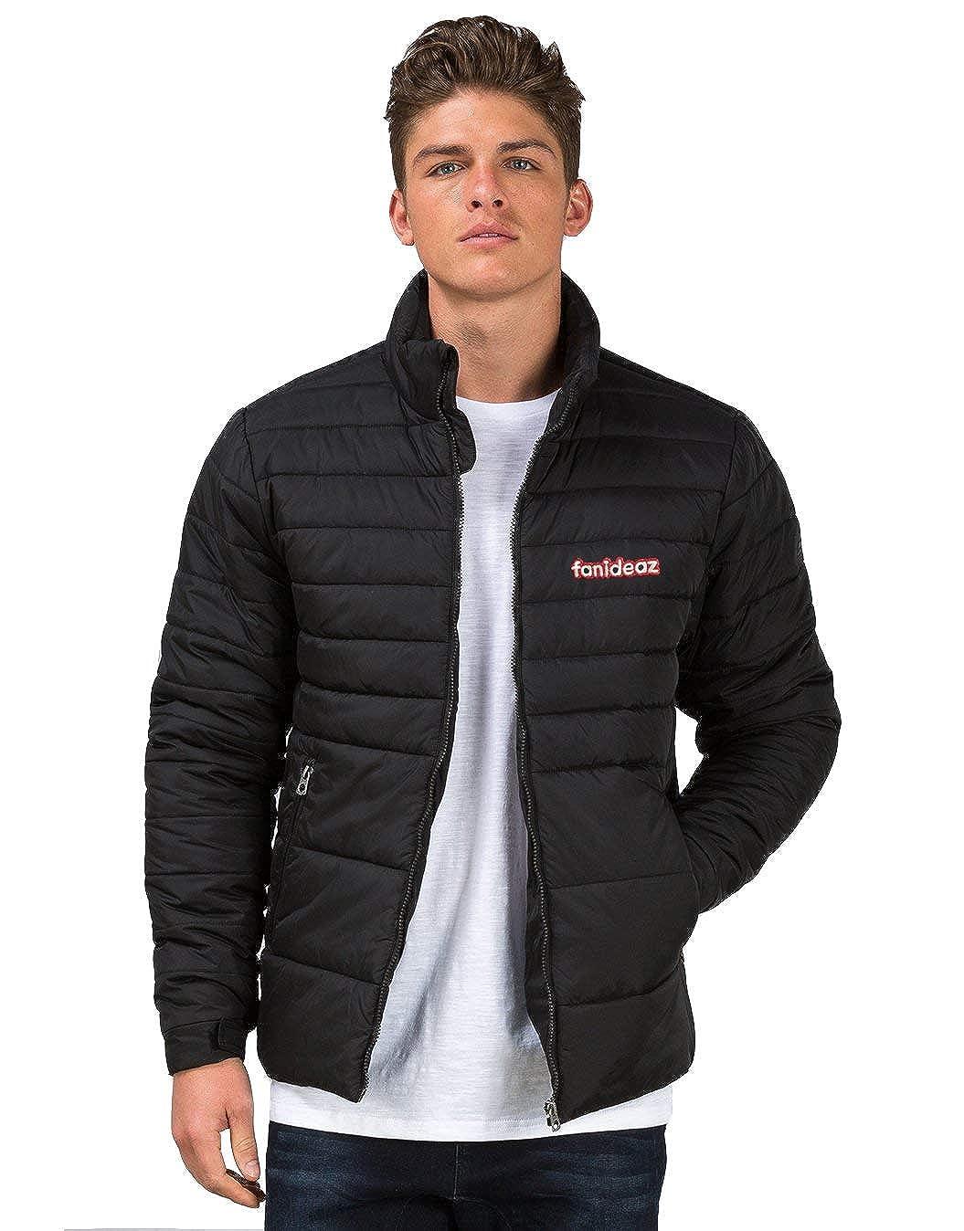 fanideaz Branded Bomber Jacket