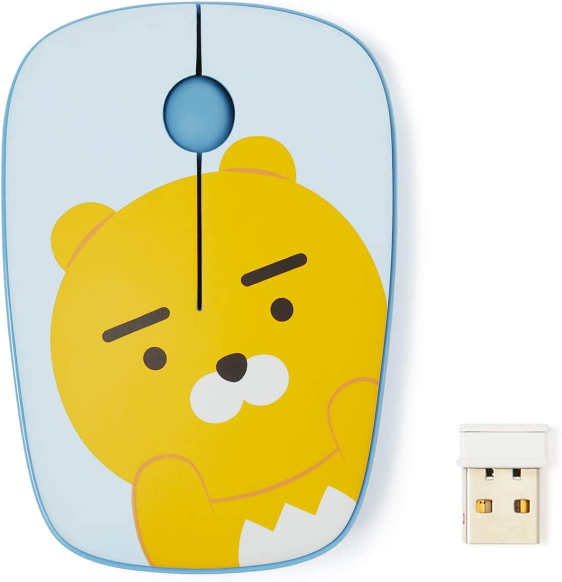 KAKAO FRIENDS Official- Compact Wireless Mouse (Ryan)
