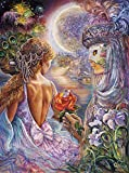 Buffalo Games - Josephine Wall - Masque of Love - Glitter Edition