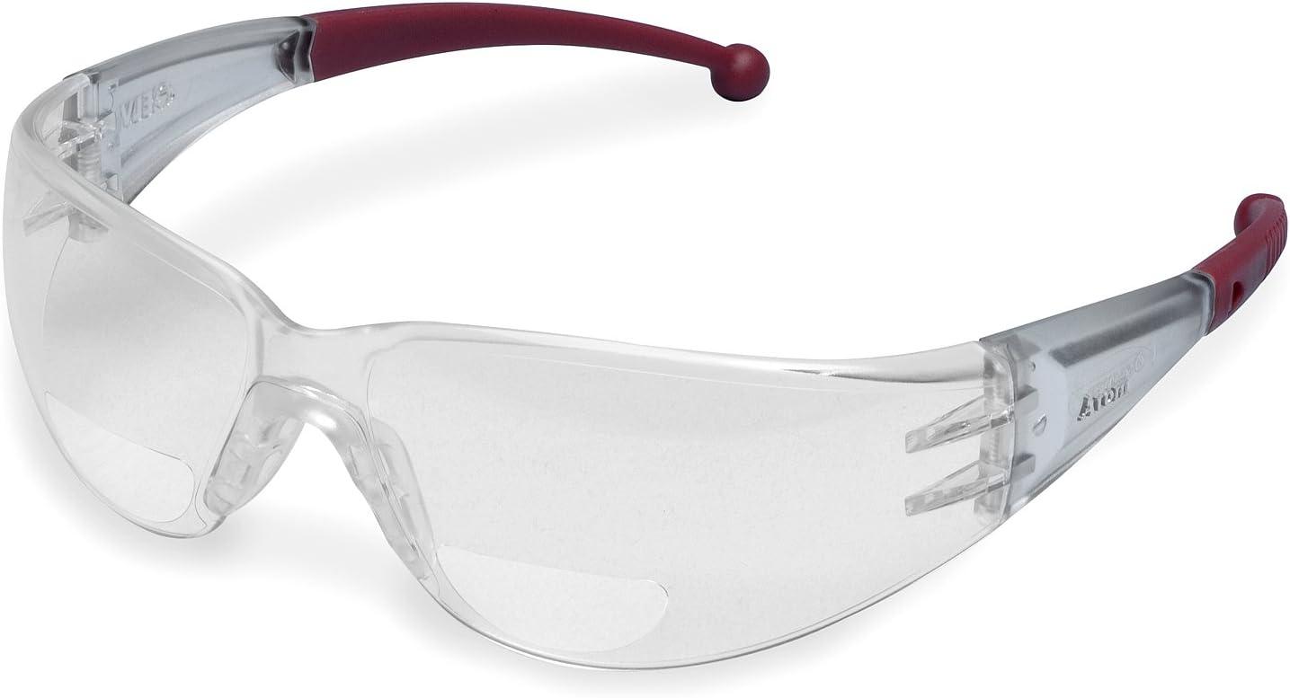 Elvex Bi-Focal Safety Glass 1.5 Lens Rx400-1.5