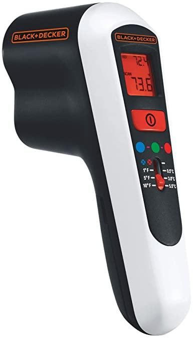 BLACK+DECKER TLD100 Thermal Leak Detector (Certified Refurbished)