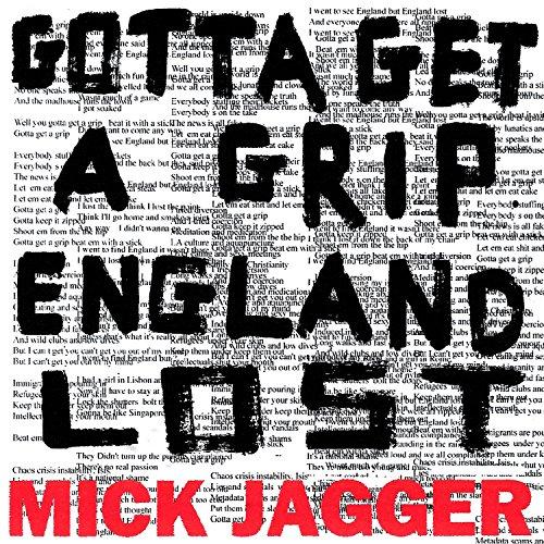 Gotta Get A Grip / England Los...
