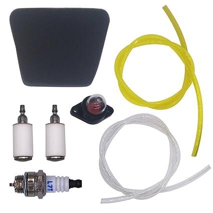 Amazon Com Fitbest Gas Fuel Line Fuel Filter Air Filter Primer