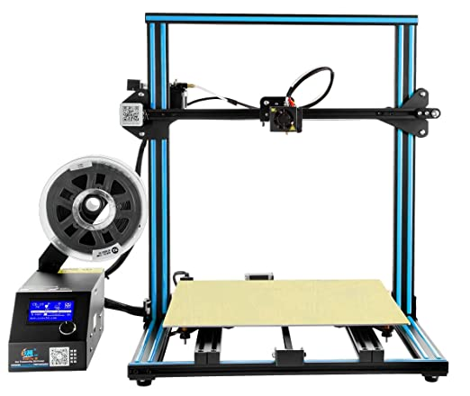 Comgrow Impresora 3D CR-10 S5 Filament Monitor with Dual Z Lead ...