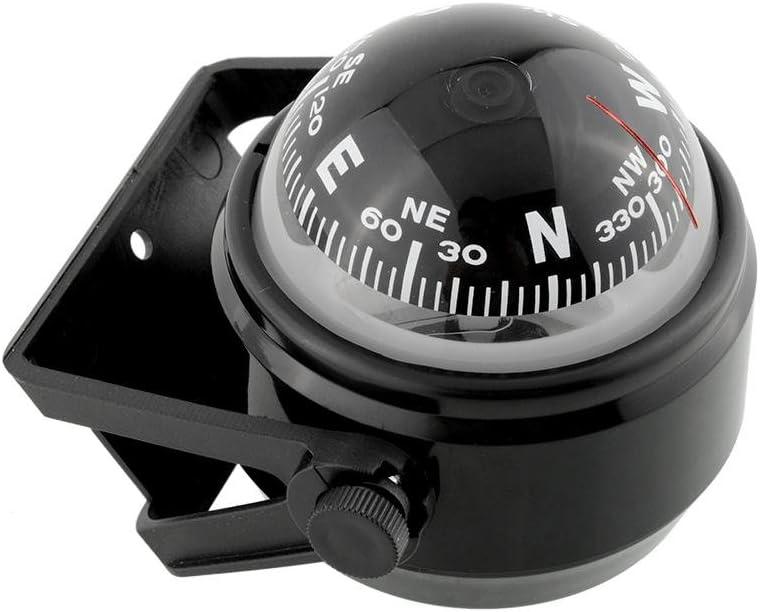 Hongfei Black Ball Pivoting Compass Truck Car Dash Mount Marine Boat Compass for boat marine boat truck caravan
