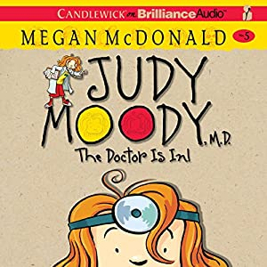 Judy Moody, M.D. (Book 5) Audiobook