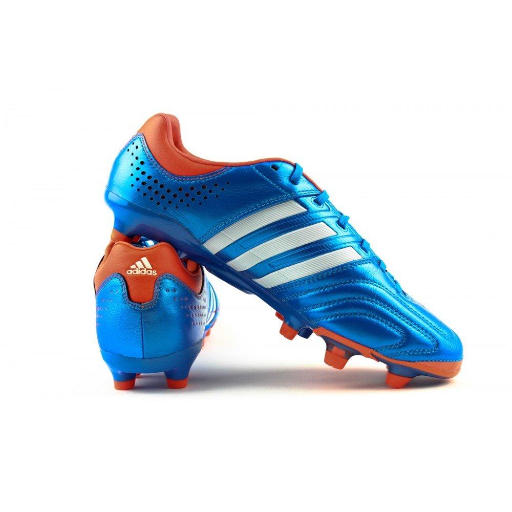 Adidas adipure G61784 11Pro TRX FG G61784 adipure Fußballschuhe Herren Nocken Leder (Bright Blau Running Weiß Inferno rot) 61b2fd