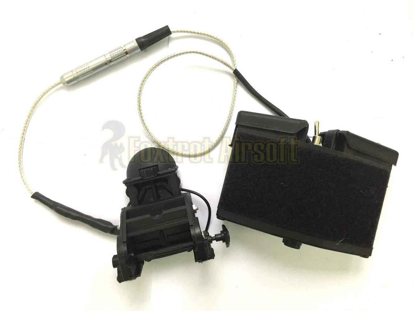 TN Dummy ANVIS 6 9 Helmet Mount w/Battery Box Kit For mich fast ODA Cag pj sfod