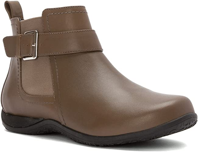 look good shoes sale low price sale finest selection Amazon.com | Vionic Adrie Womens Casual Ankle Boot | Ankle & Bootie