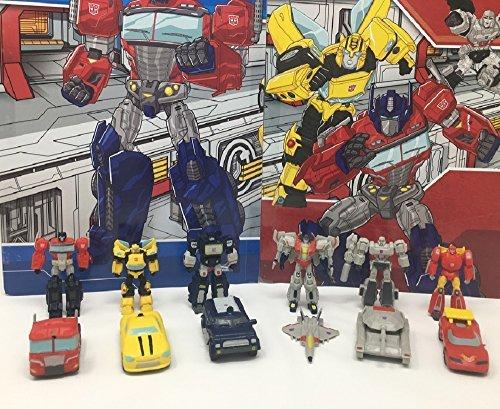 Transformers Cupcake (Transformers 12 Piece Cupcake Topper Set)