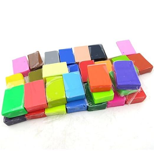 Artibetter 32 colores modelo callejero arcilla diy horno hornear ...