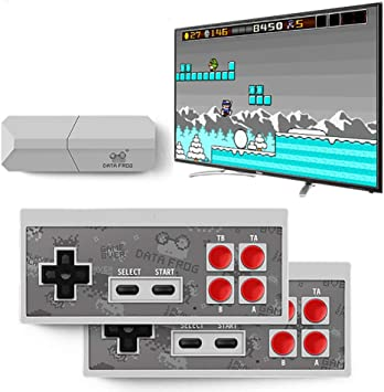 ALRY Consola De Videojuegos Retro Soporte De Consola USB ...
