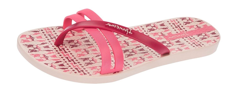 ca694fb539e1 Ipanema Flip Print Womens Flip Flops Sandals  Amazon.ca  Shoes   Handbags
