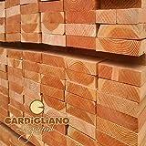 Tavola piallata in legno LARICE 14 x 3,2 x 270 cm