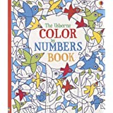 The Usborne Color by Numbers Book