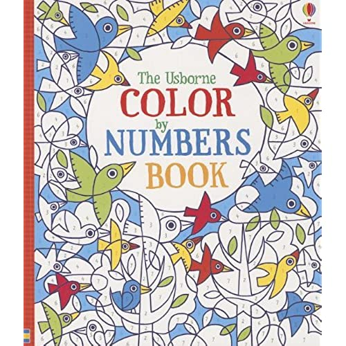 Coloring by Numbers: Amazon.com