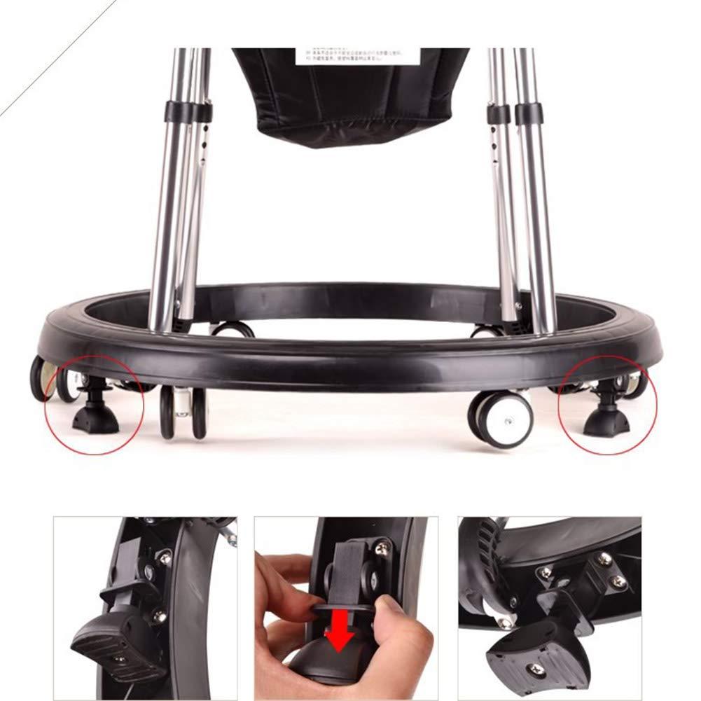 YZZ Multifuncional Andador Los Andadores De Vuelco Plegable ...