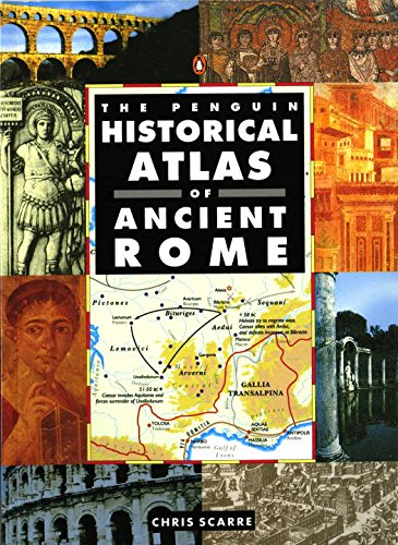 Penguin Hist.Atlas Of Ancient Rome